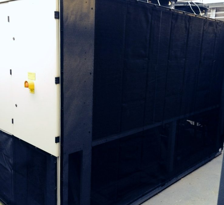 Docklands Chiller Protection