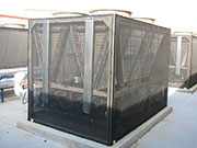 Chiller Filter Screens