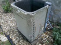 Severely Fouled Condenser Coils - Residential Units