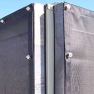 Galvanized Stand-off Framing